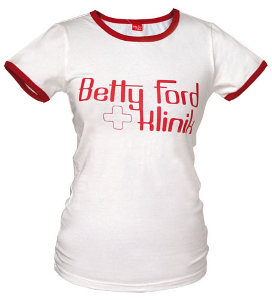 Betty Ford Klinik Girly Shirt
