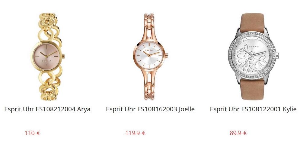 Uhren von esprit bei ebay