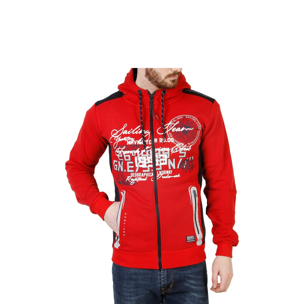 Geographical Norway (L) Rot 79,90