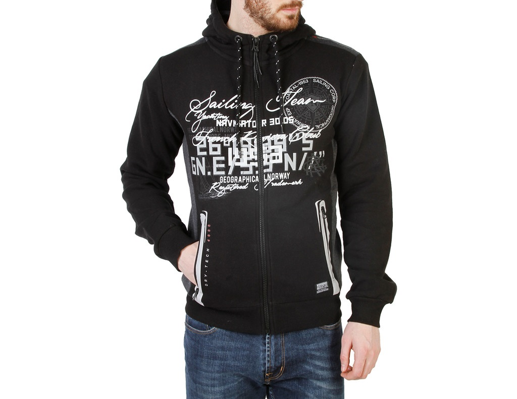 Geographical Norway - Gailing Man Black XL