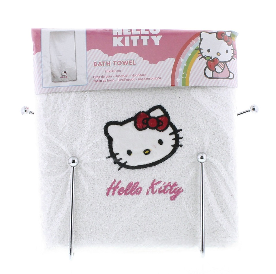 Hello-Kitty-grosses-Handtuch---Duschtuch--Saunatuch---_1