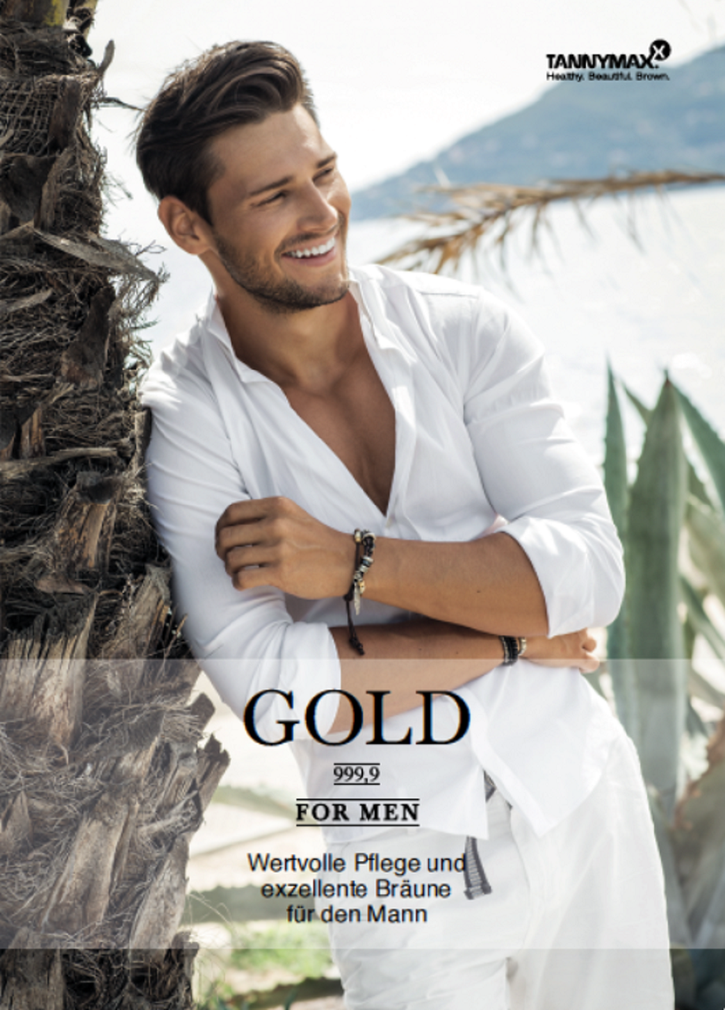Tannymaxx Gold For Men